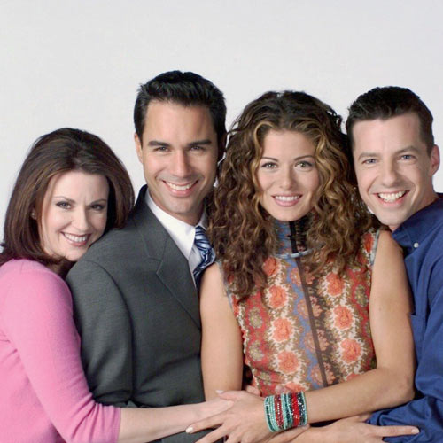 I Love 2000s answer: WILL & GRACE