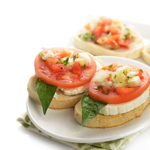 I Love Italy answer: BRUSCHETTA