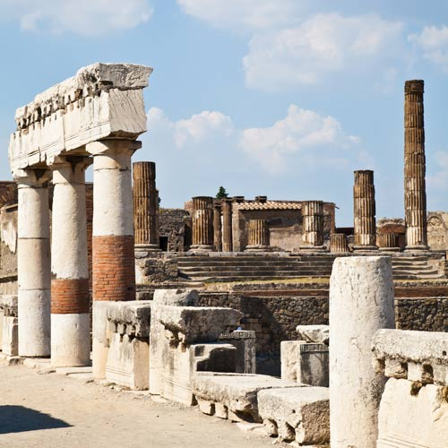 I Love Italy answer: POMPEJI