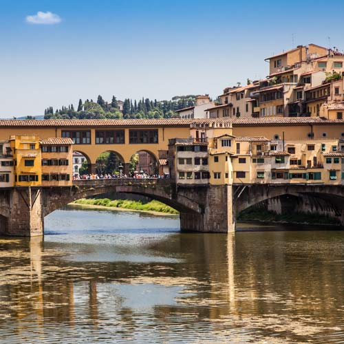 I Love Italy answer: PONTE VECCHIO