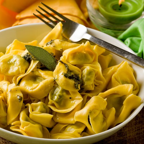 I Love Italy answer: TORTELLINI