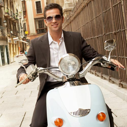 I Love Italy answer: VESPA