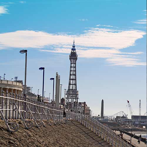 I Love UK answer: BLACKPOOL TOWER