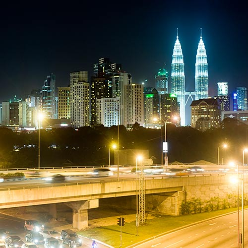 K is for... answer: KUALA LUMPUR