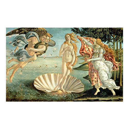 Kunstklassiker answer: BOTTICELLI