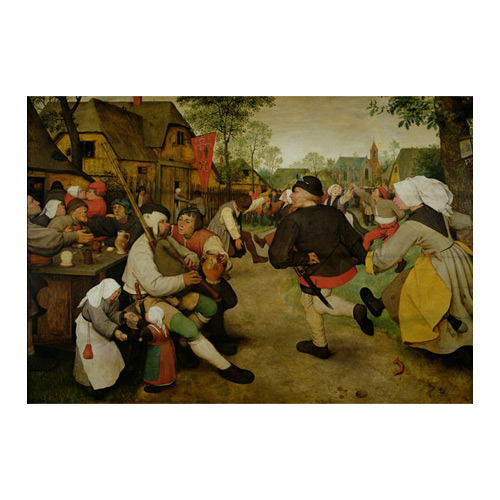 Kunstklassiker answer: BRUEGEL