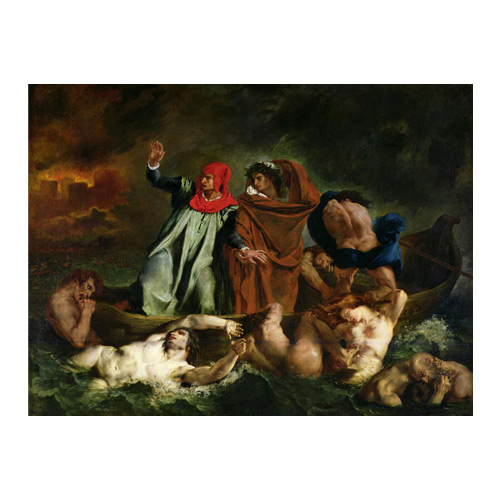 Kunstklassiker answer: DELACROIX