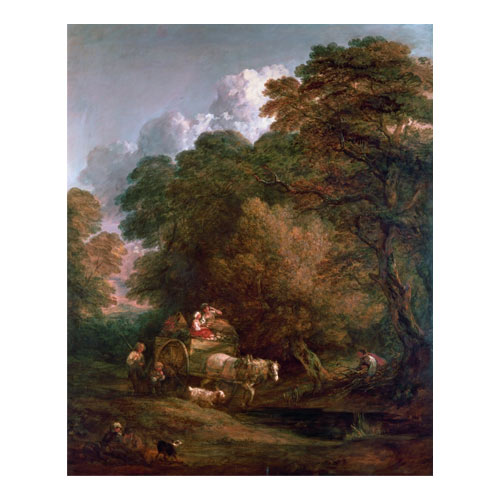 Kunstklassiker answer: GAINSBOROUGH