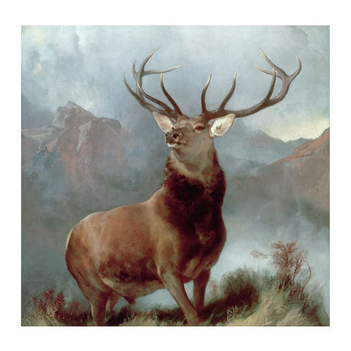 Kunstklassiker answer: LANDSEER
