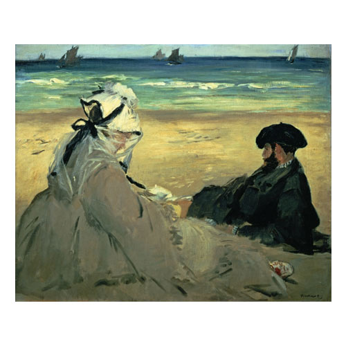 Kunstklassiker answer: MANET