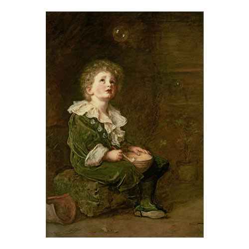 Kunstklassiker answer: MILLAIS