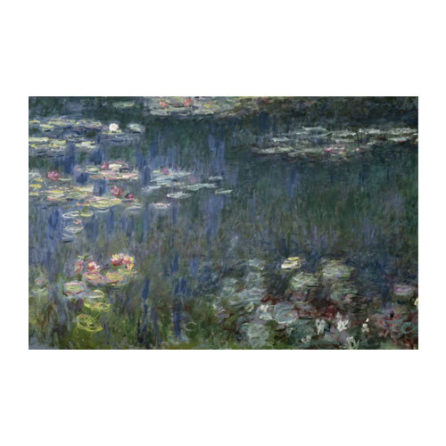 Kunstklassiker answer: MONET