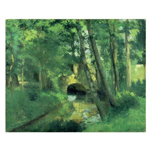 Kunstklassiker answer: PISSARRO