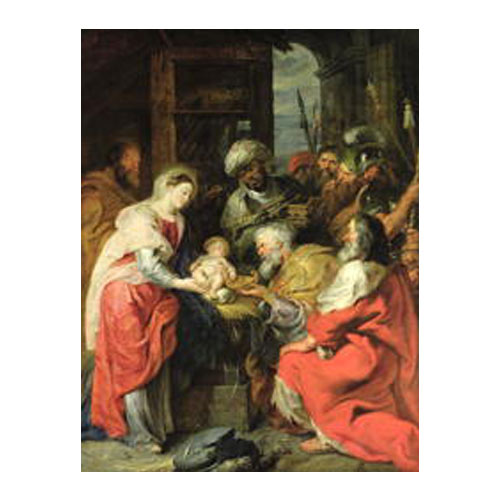 Kunstklassiker answer: RUBENS
