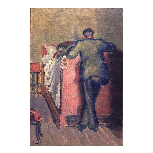 Kunstklassiker answer: SICKERT