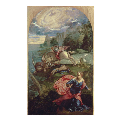 Kunstklassiker answer: TINTORETTO
