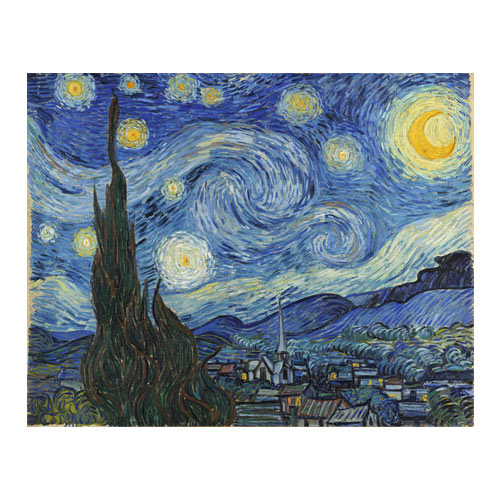 Kunstklassiker answer: VAN GOGH