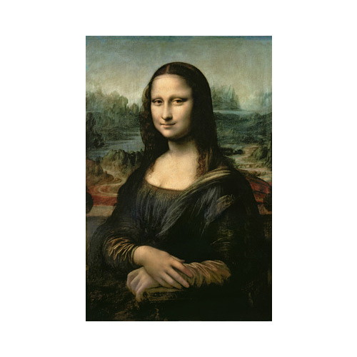 Kunstklassiker answer: MONA LISA