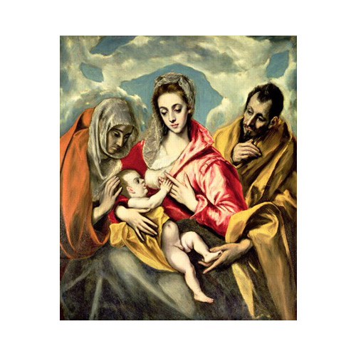 Kunstklassiker answer: VIRGIN AND CHILD