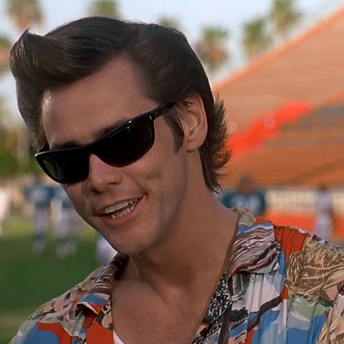 Movie Heroes answer: ACE VENTURA