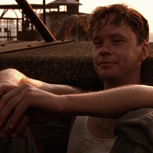 Movie Heroes answer: ANDY DUFRESNE