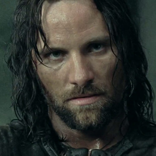 Movie Heroes answer: ARAGORN