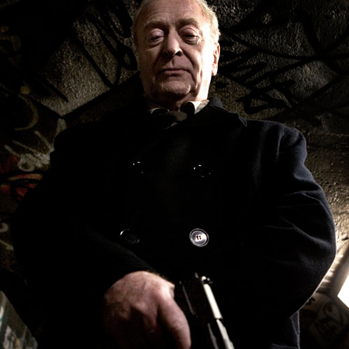 Movie Heroes answer: HARRY BROWN