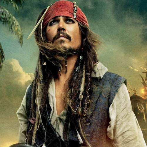 Movie Heroes answer: JACK SPARROW