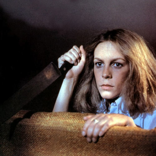 Movie Heroes answer: LAURIE STRODE