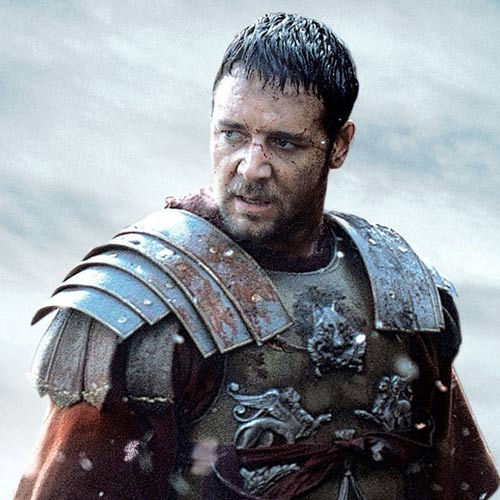Movie Heroes answer: MAXIMUS