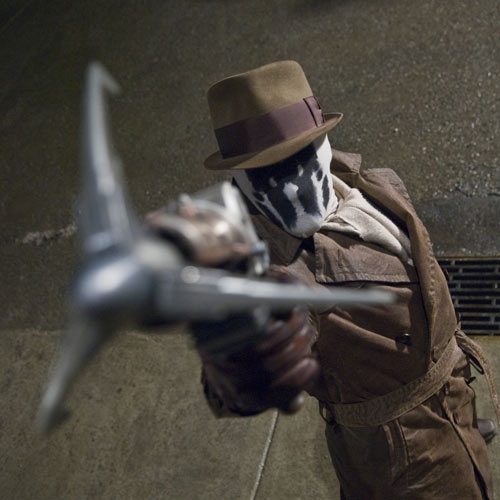 Movie Heroes answer: RORSCHACH