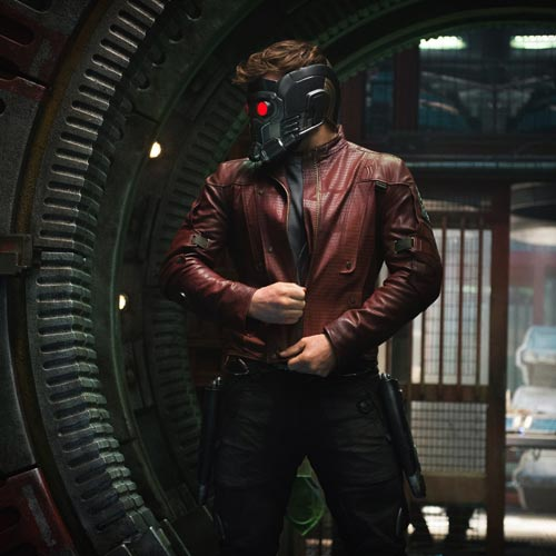 Movie Heroes answer: STAR-LORD