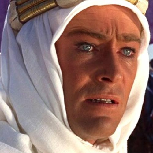 Movie Heroes answer: T E LAWRENCE