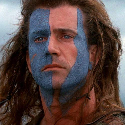Movie Heroes answer: WILLIAM WALLACE