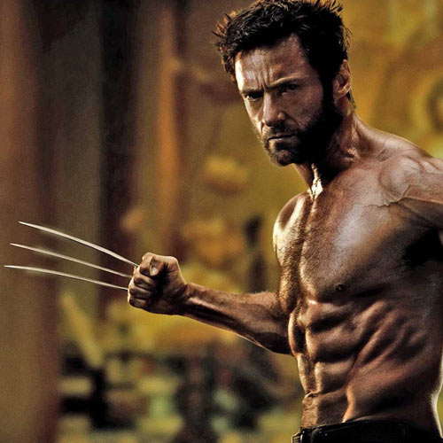 Movie Heroes answer: WOLVERINE