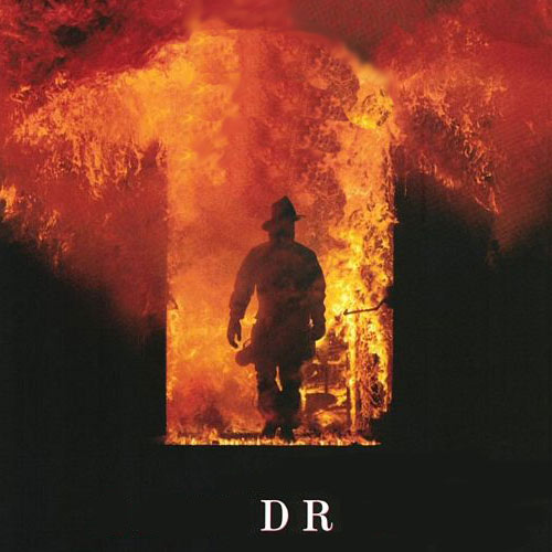 Movie Logos 2 answer: BACKDRAFT
