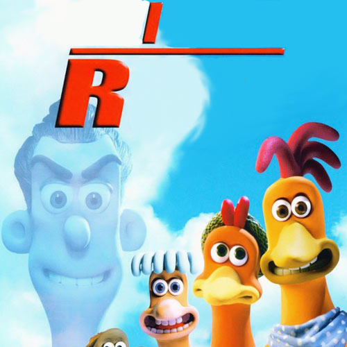 Movie Logos 2 answer: CHICKEN RUN