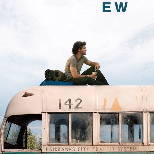 Movie Logos 2 answer: INTO THE WILD