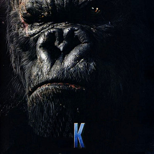 Movie Logos 2 answer: KING KONG