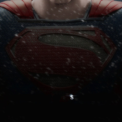 Movie Logos 2 answer: MAN OF STEEL