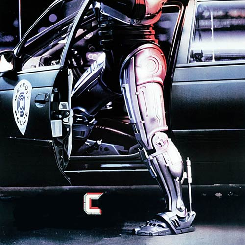 Movie Logos 2 answer: ROBOCOP