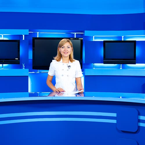 N is for... answer: NEWSREADER
