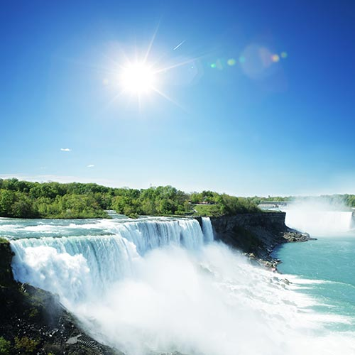 N is for... answer: NIAGARA