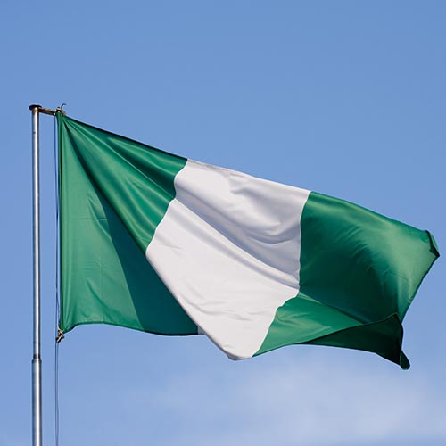 N is for... answer: NIGERIA