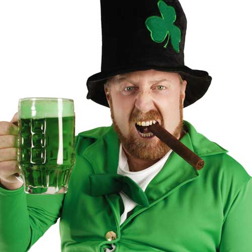 Party answer: ST PATRICK`S DAY