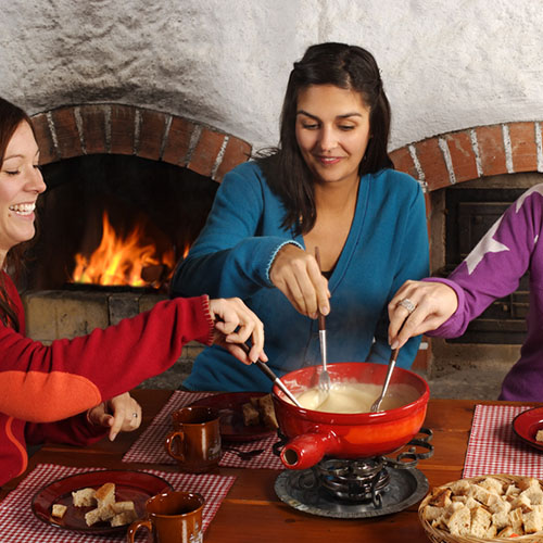 Party answer: FONDUE
