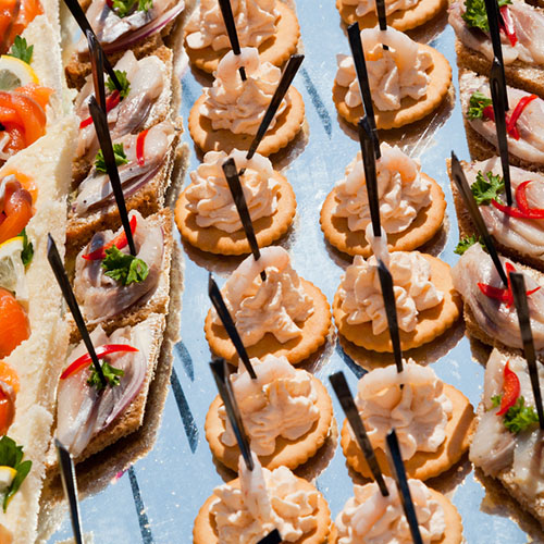 Party answer: CANAPE
