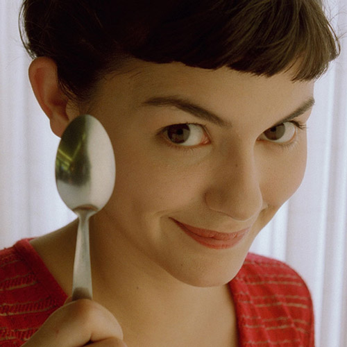 Rom-Coms answer: AMELIE