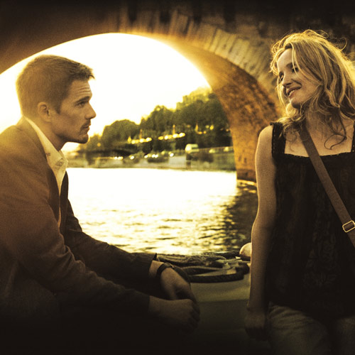 Rom-Coms answer: BEFORE SUNSET