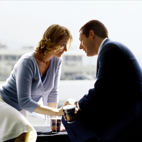 Rom-Coms answer: PUNCH DRUNK LOVE